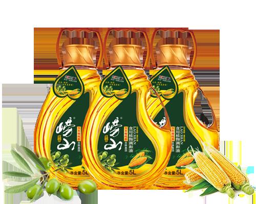 玉米橄榄香食用植物油调和油