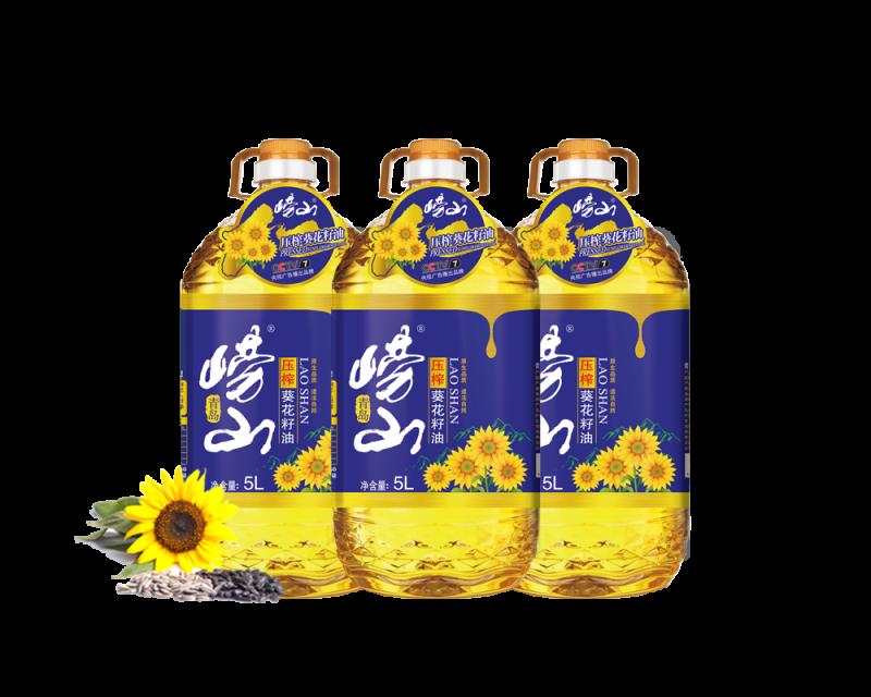 压榨葵花籽油